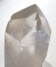 Clear Quartz Point, general