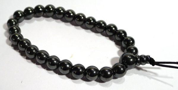 Hematite Karma Bracelet