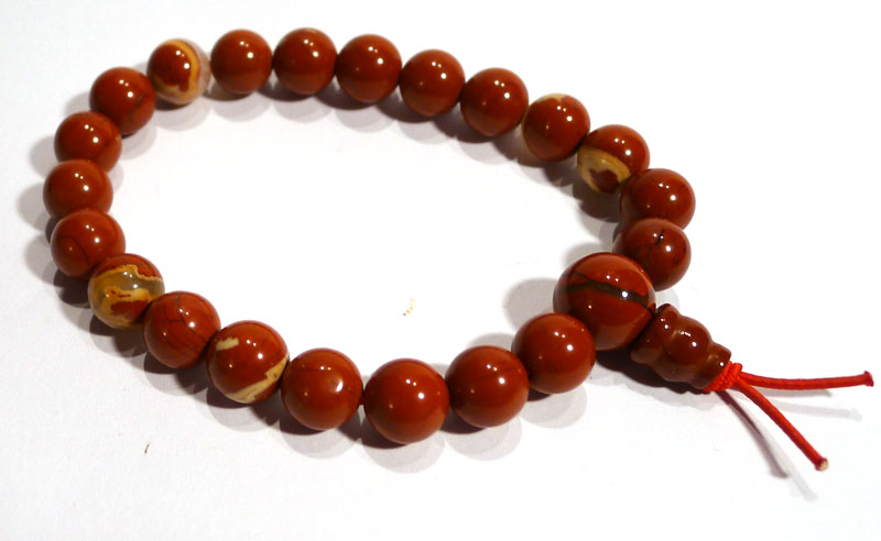 Red Jasper Karma Bracelet