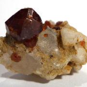 Almandine Garnet Crystal