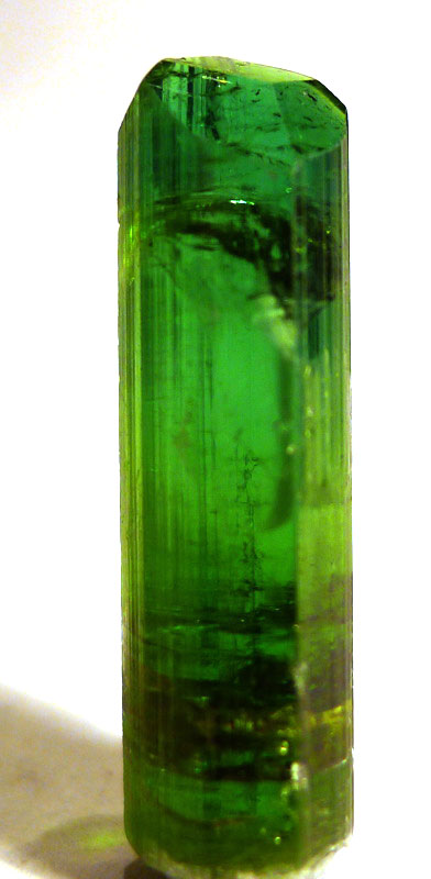 Green Tourmaline (Verdelite or Verdite)