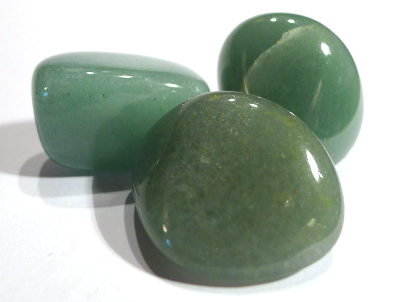 Aventurine Tumble Stone, Green