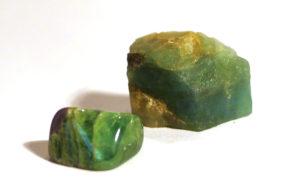 Tsavorite Garnet Crystal