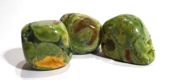Rhyoilite Jasper Tumble Stone