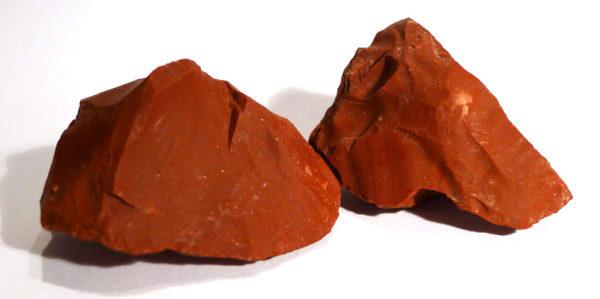 Red Jasper, rough