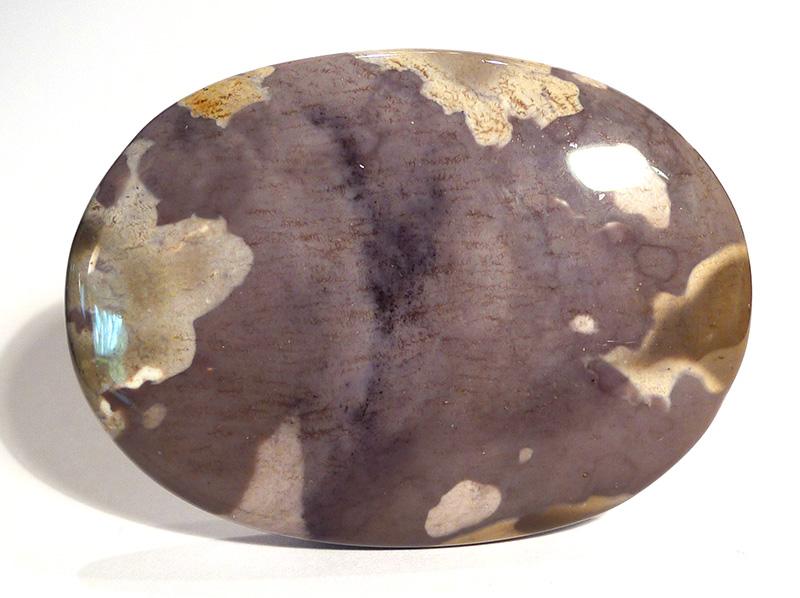 Mookaite Palm Stone