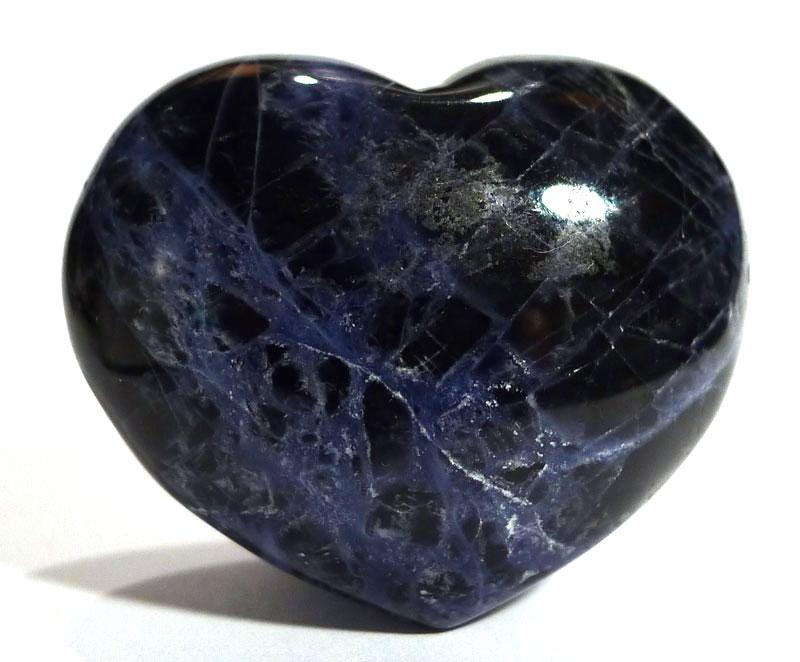 Sodalite Heart