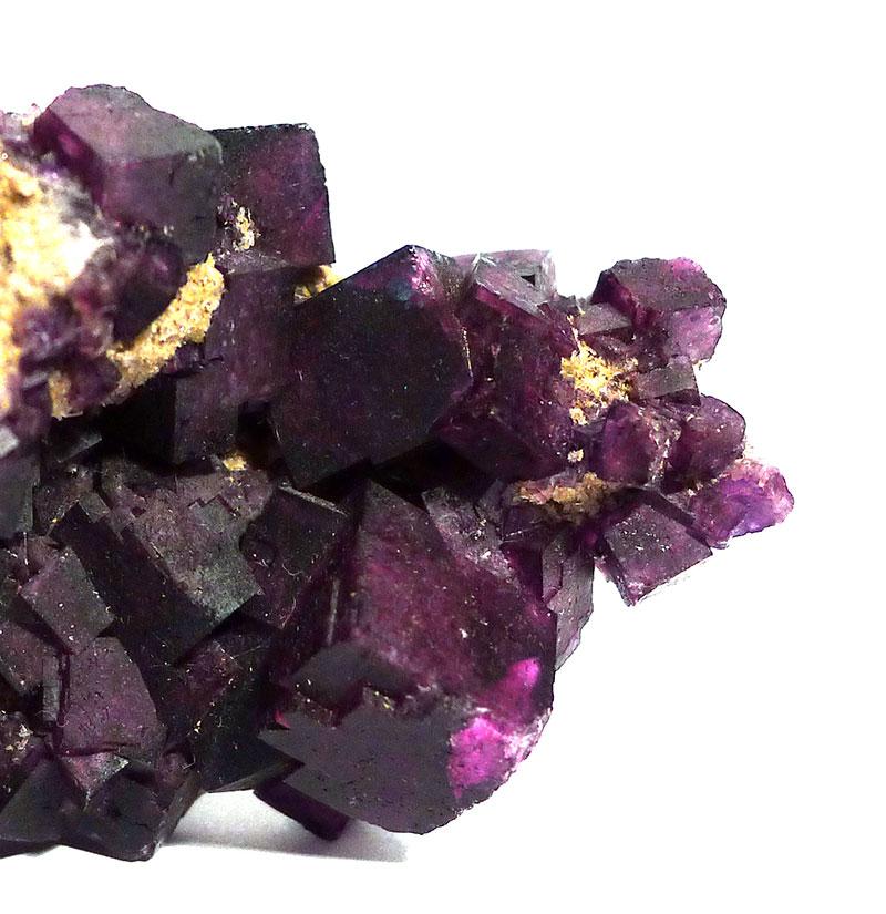 Violet Fluorite