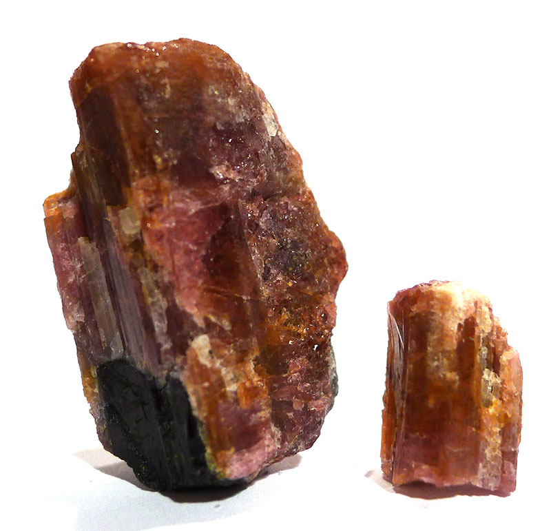 Pink Tourmaline (Rubellite), A-B grade
