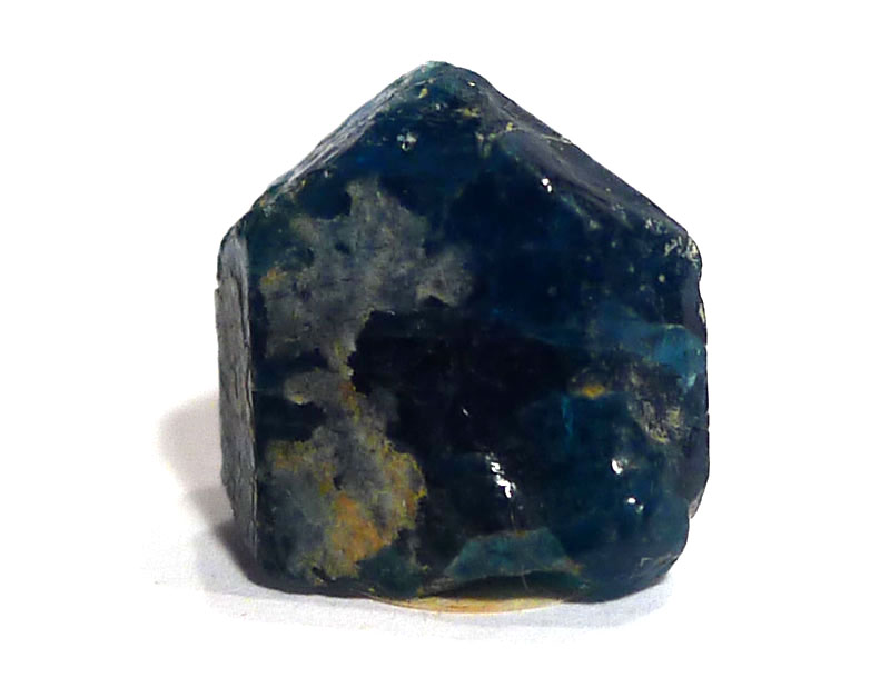 Blue Apatite Crystal
