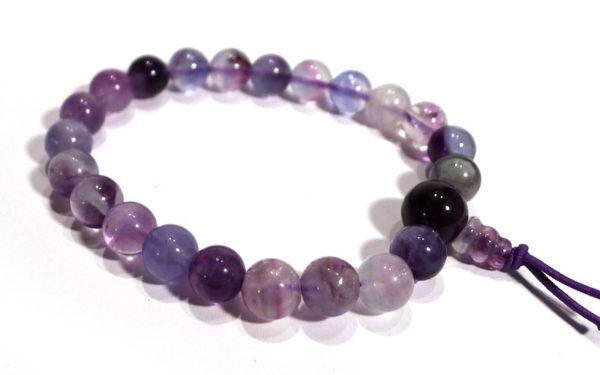 Fluorite Karma Bracelet 1