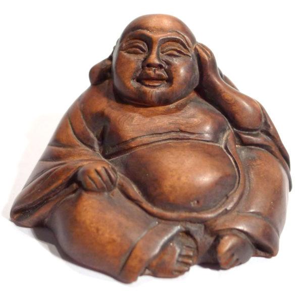 Netsuke Li Mo Fo Buddha 1