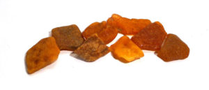 Baltic Amber, small rough