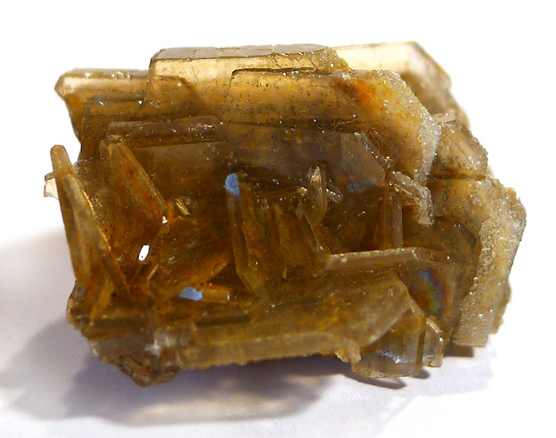 Honey Baryte Rose 1
