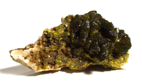 Epidote Cluster 1