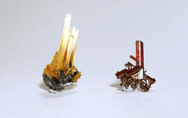 Rutile Crystals