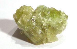 Vesuvianite Cluster