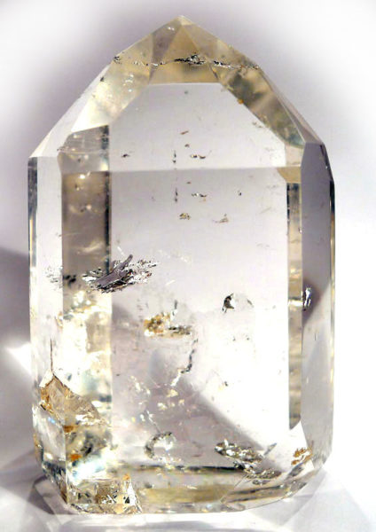 Clear Quartz Prism