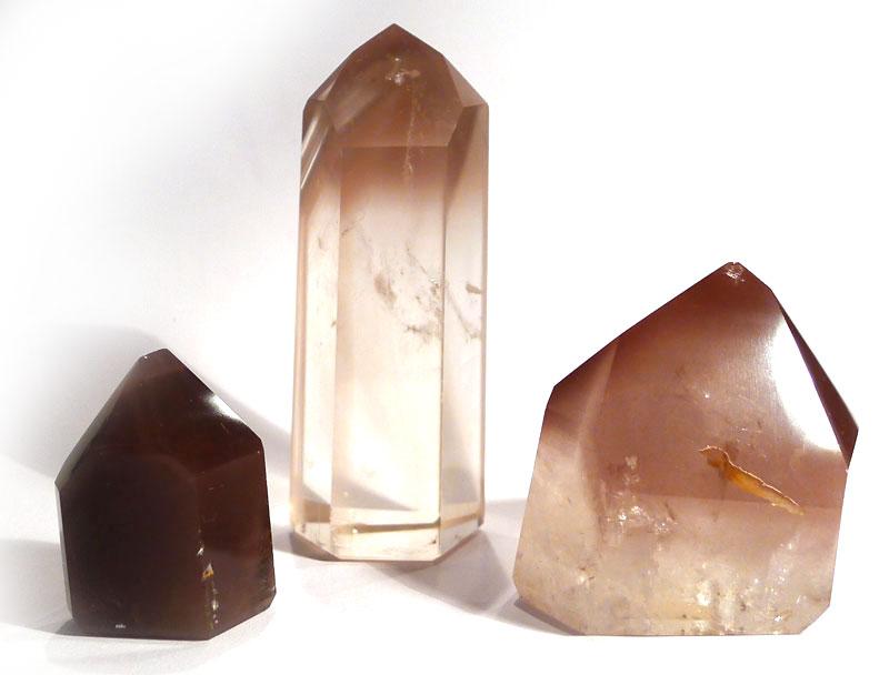 Lithium Quartz Prism