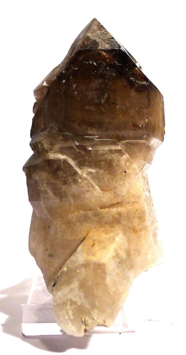 Elestial Quartz Crystal 2