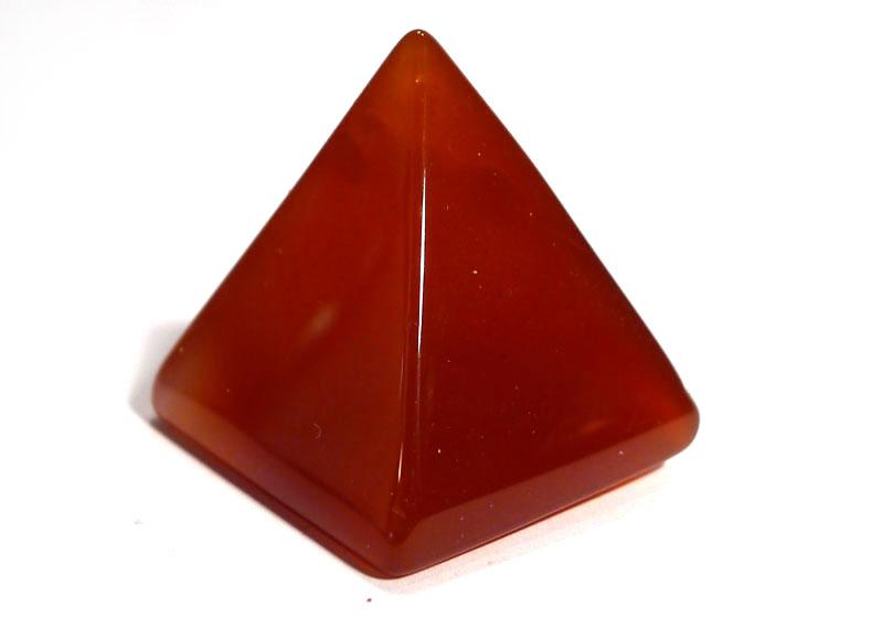 Carnelian Pyramid 1
