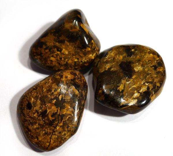 Bronzite Tumble Stone 1