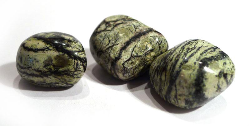 Chrysotile Tumble Stone