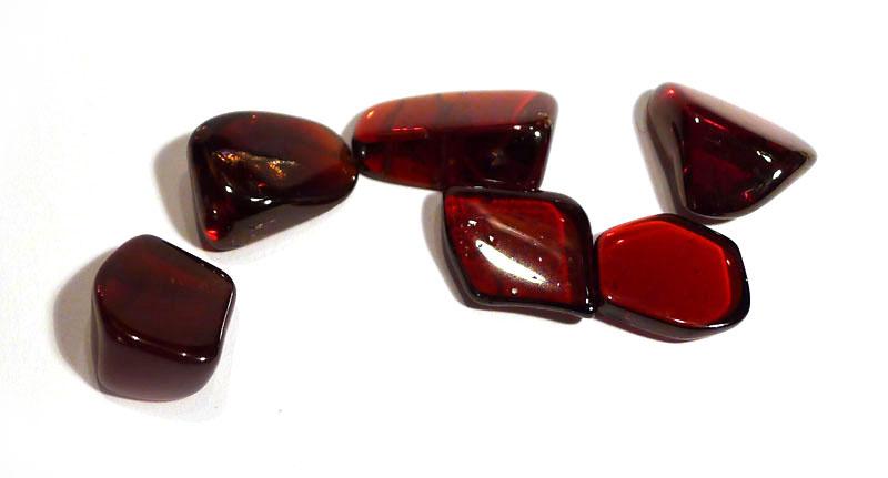 Almandine Garnet Tumble Stone