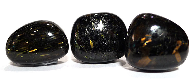 Nuumite Tumble Stone
