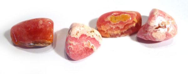 Rhodochrosite Tumble Stone 1