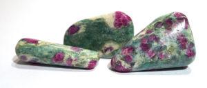 Ruby Fuchsite Tumble Stone
