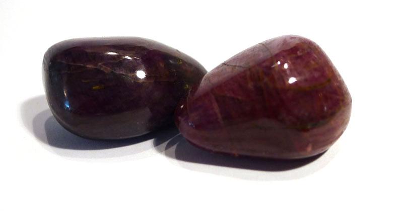 Ruby Tumble Stone