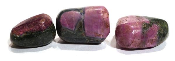 Ruby Zoisite Tumble Stone