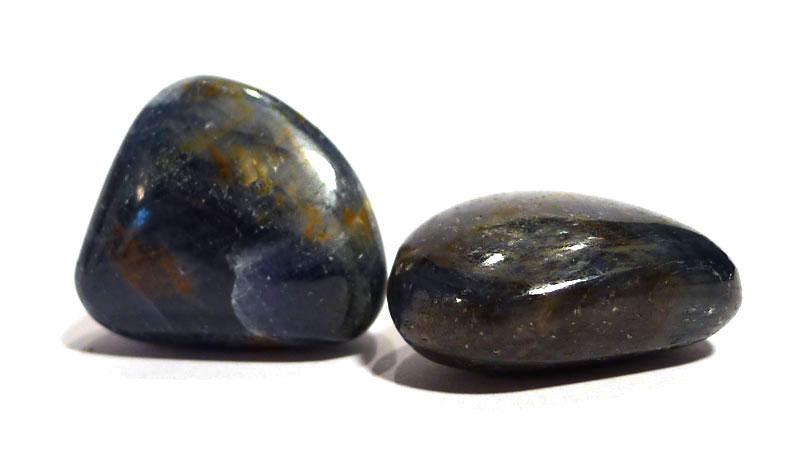 Blue Sapphire Tumble Stone