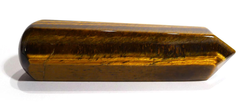 Gold Tiger's Eye Wand