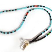 Native American Heishi Bead Necklace