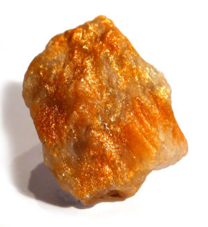 Sunstone, rough