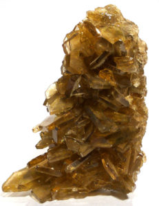 Honey Baryte (Gold-Green Baryte)