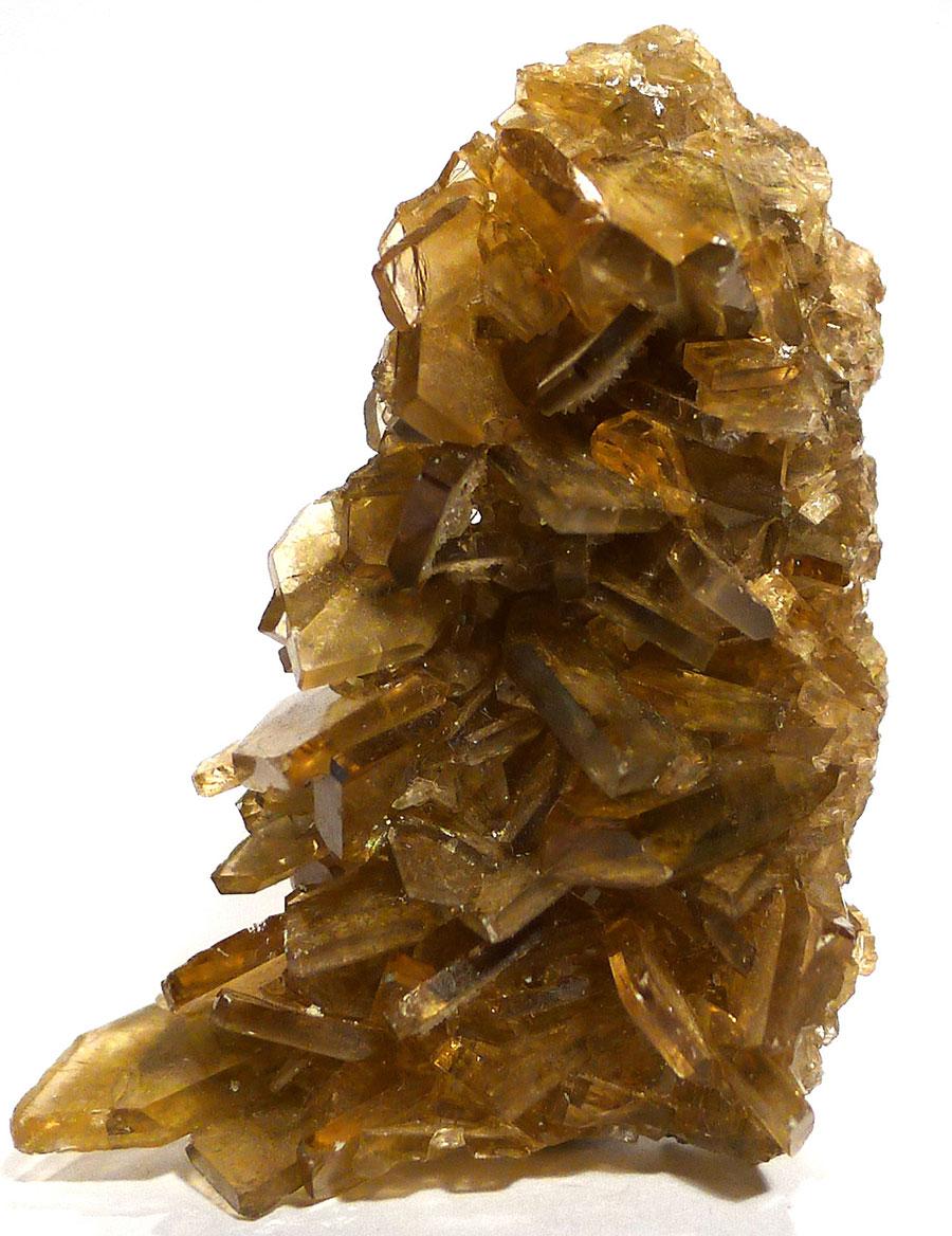 Honey Baryte (Gold-Green Baryte)
