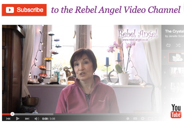 Rebel Angel YouTube Channel