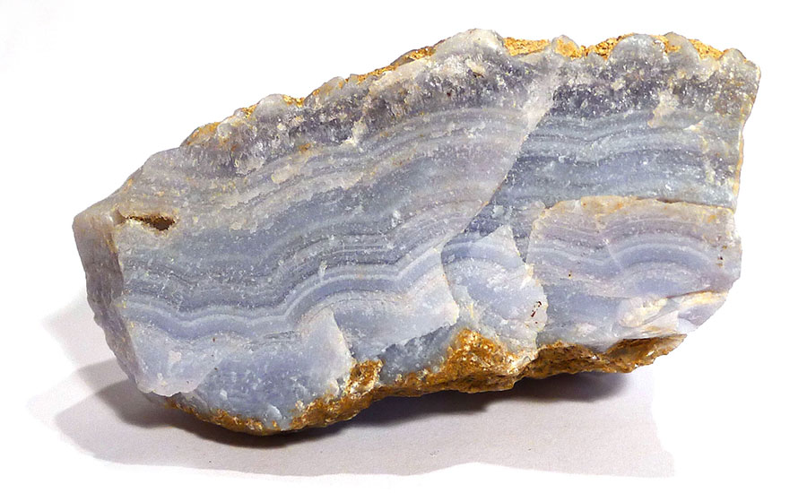 Blue Lace Agate / Blue Chalcedony