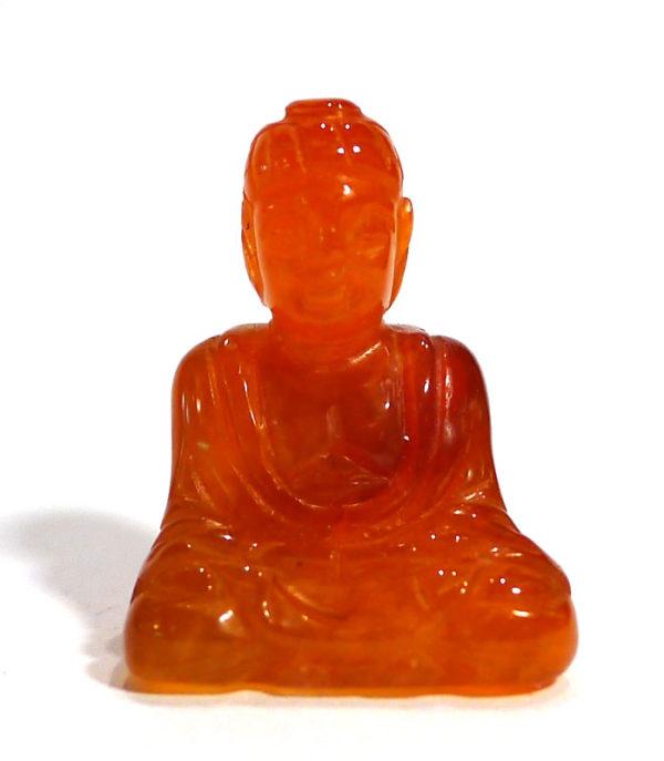 Carnelian Lu Li Buddha