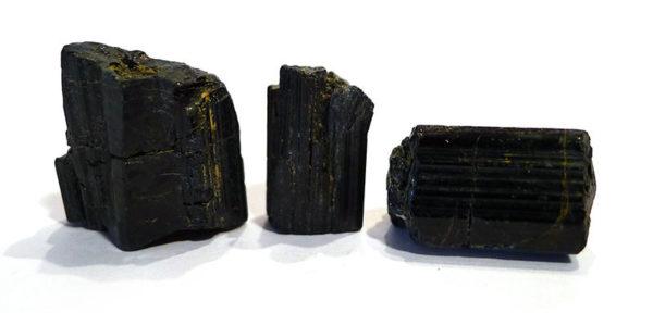 Black Tourmaline (Schorl), Pakistan 1