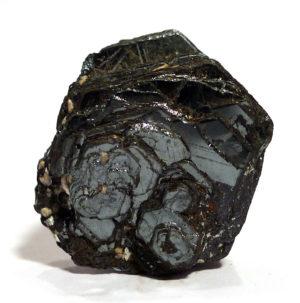 Hematite Rose