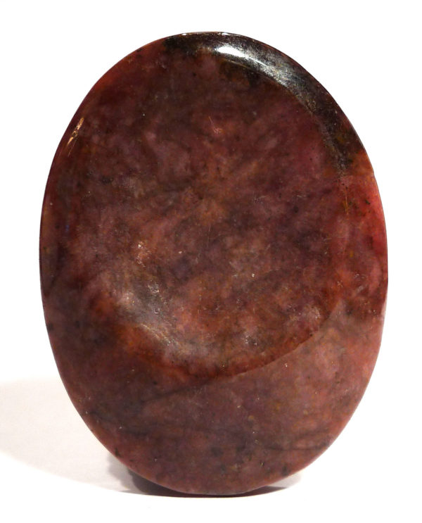 Rhodonite Thumb Stone 1