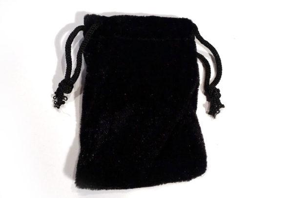 Black Velvet Pouch 1