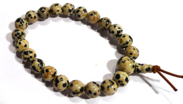 Dalmatian Jasper Karma Bracelet 1
