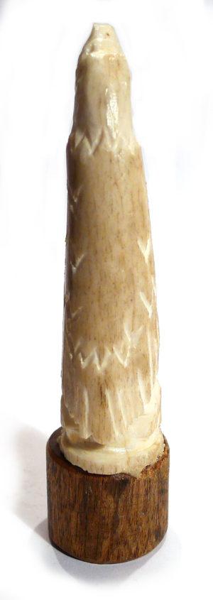 Eagle Fetish in Elk Horn